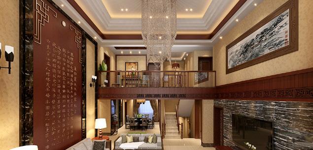 成都别墅设计公司特别提示注意的倘若神台所供奉的是